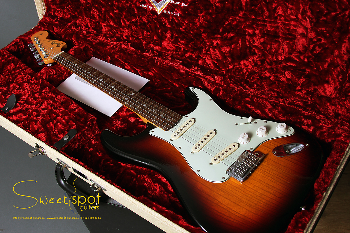 Gemütlich Steve Fender Stratocaster Schaltplan Fotos - Elektrische ...