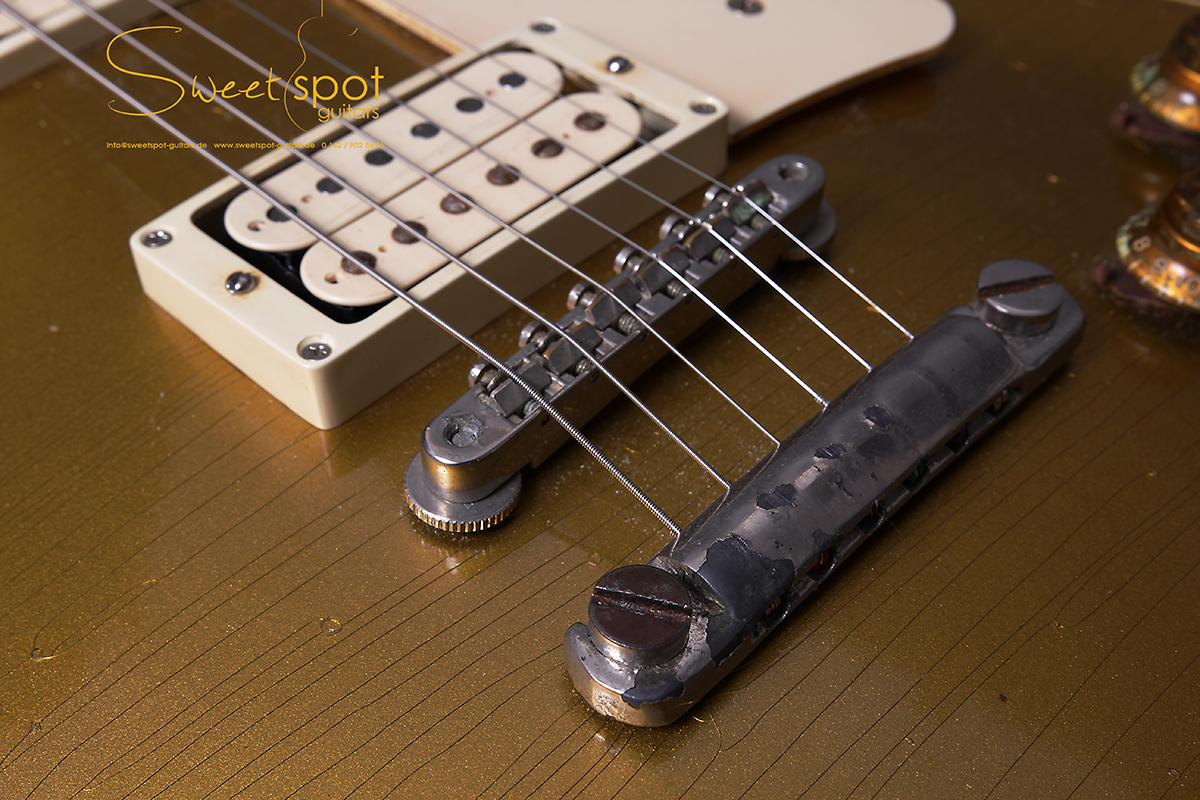 1959 Les Paul Standard Wiring Automotive Diagram 1957 Gibson 1952 Conversion Goldtop Cavity 1950s House In