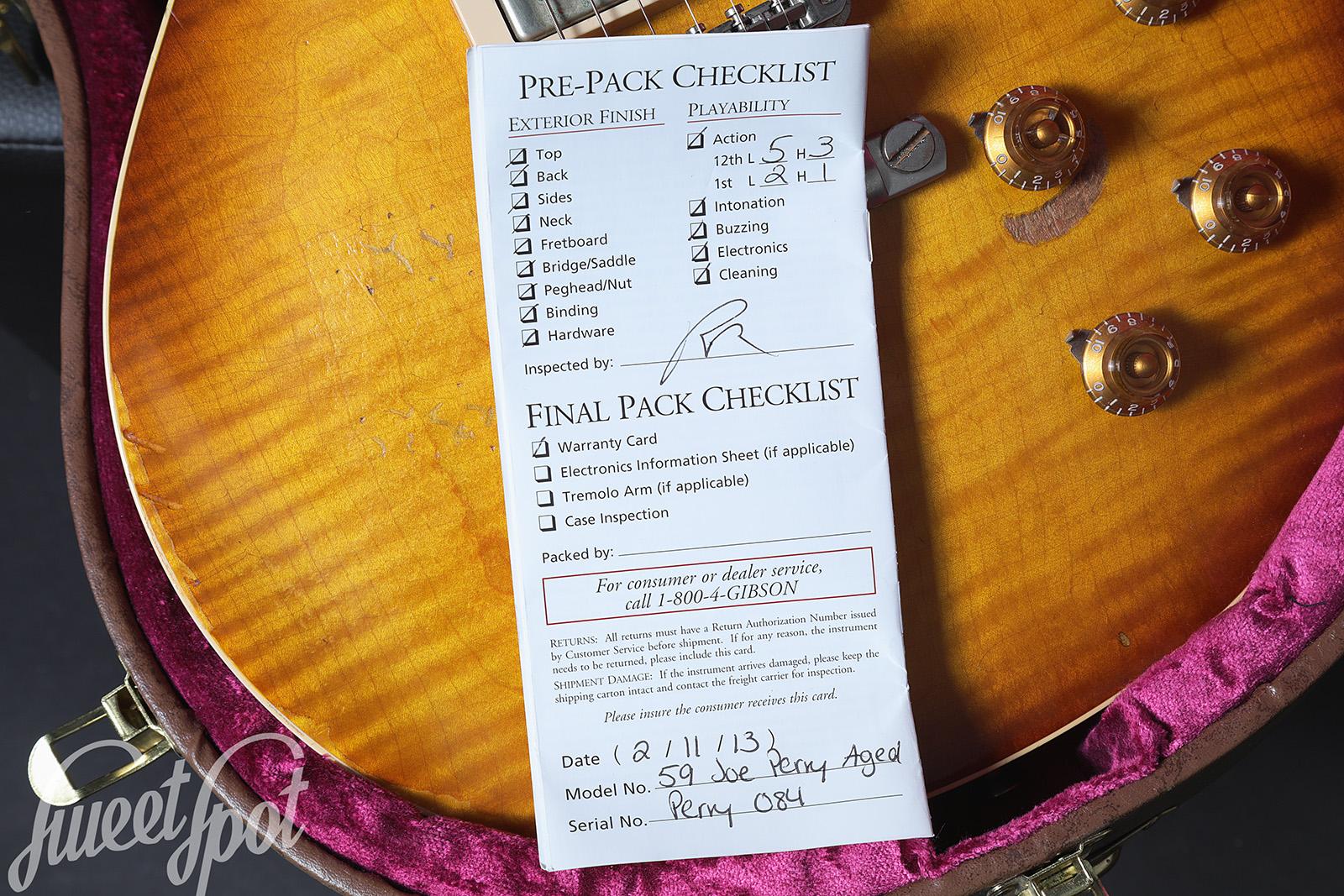 dating en Gibson Les Paul standard