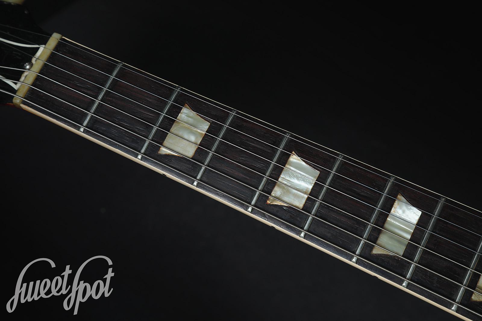 1960 gibson les paul standard giotto burst sweetspot guitars. Black Bedroom Furniture Sets. Home Design Ideas